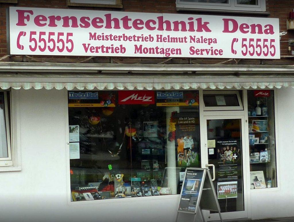 TV-Dena Fernsehgeräte Reparaturdienst aus Duisburg