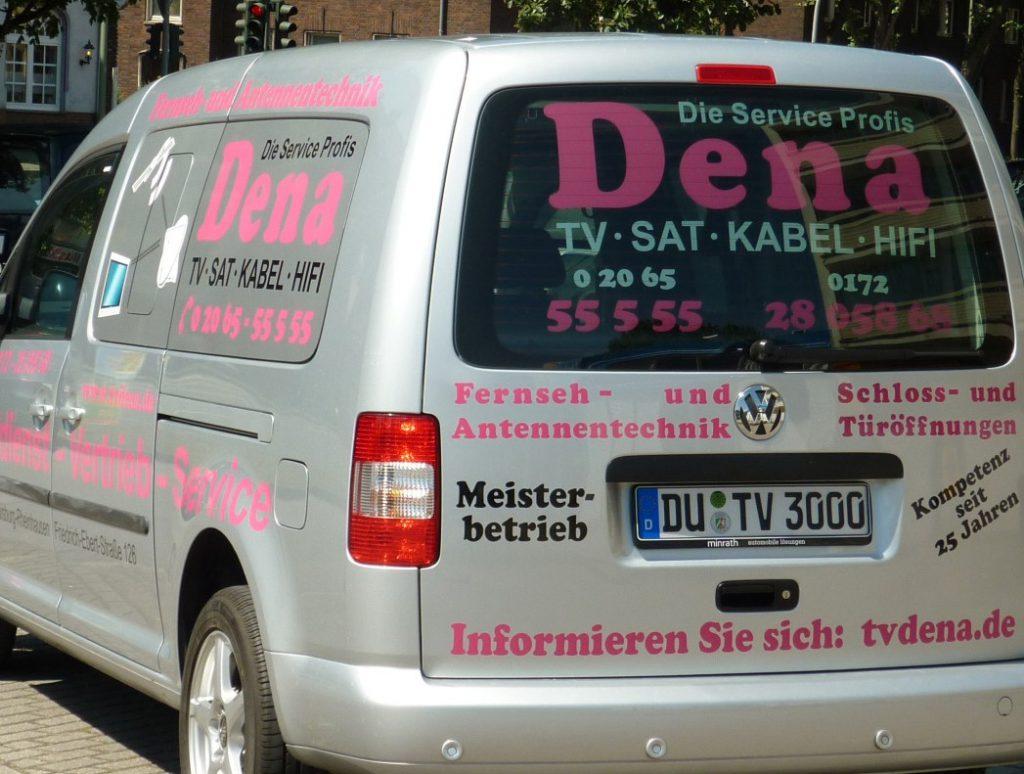 Mobiler Fernsehnotdienst aus Duisburg - Fernsehtechniker & Sat Anlagen Reparatur